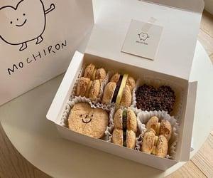 biscuit, cream, and dessert image