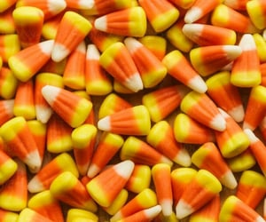 candy, candy corn, and Halloween image