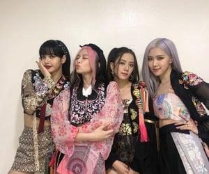 lisa, ot4, and jisoo image