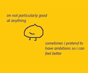me, quotes, and sad image