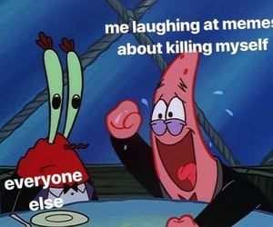 depression, ed, and memes image