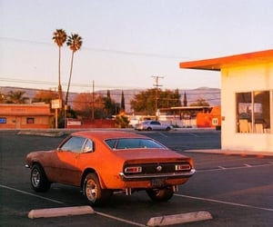 aesthetic, classic, and old car image