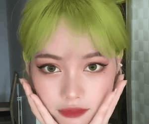 asian girls, ulzzang, and kpop gif image