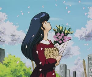 90s, flowers, and aesthetic image