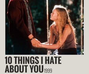 10 things I hate about you ,, 1999