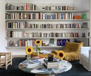 aesthetics, book shelf, and books image