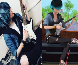 miraculous, cosplay, and luka couffaine image