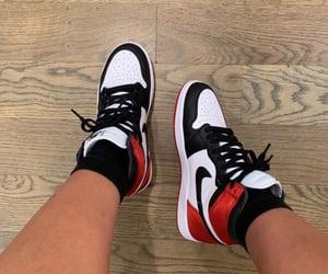 nike, jordan, and shoes image