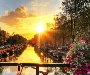 amsterdam, love, and europe image
