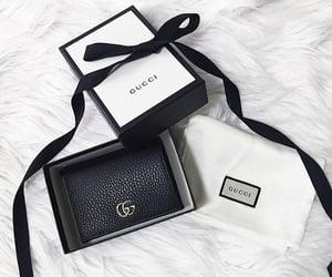 bag, black, and gucci image