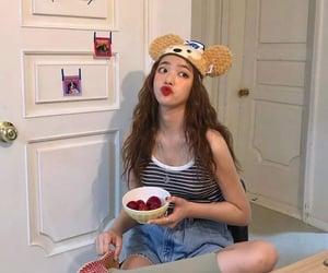 aesthetic, asian girl, and korean image