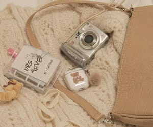 aesthetic, beige, and cute stuff image