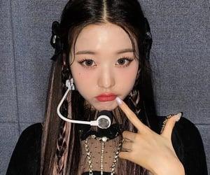 izone, wonyoung, and kpop image