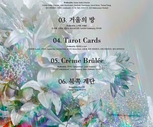 girl group, kpop, and tracklist image