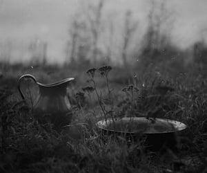 black and white, cold, and enmiljontystnader image
