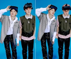 chanyeol, exo-sc, and exo image