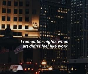 art, sad quotes, and far away image