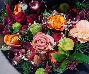 bouquet, plants, and shanghai image
