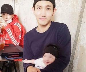 baby, changmin, and eunhyuk image