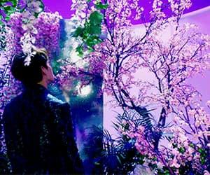 gif, lilac, and kpop image