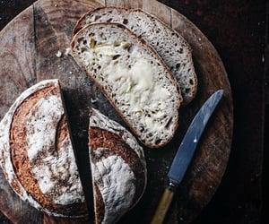 comida, delicioso, and pan image