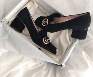 style, velvet, and black image