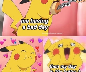 pikachu, positivity, and wholesome image