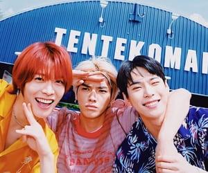 johnny, mark, and jaehyun image