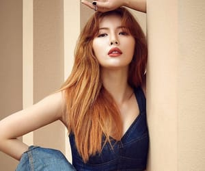 hyuna, hyuna pics, and kim hyunah image