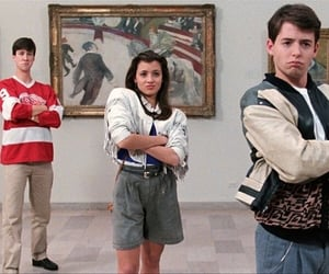 ferris bueller's day off, movie, and 80s image