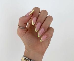 nails, fashion, and girl image