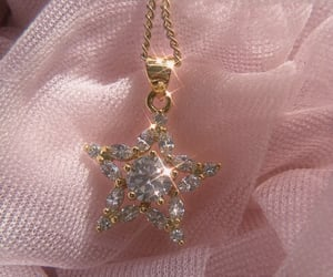 accessories, diamonds, and gold image
