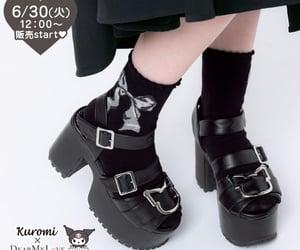 kuromi and shoes image