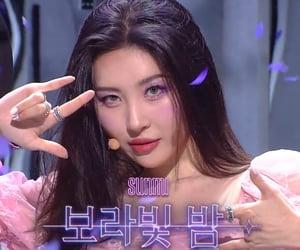 kpop, sunmi, and soloist image