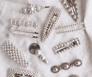 accessories, style, and pearls image