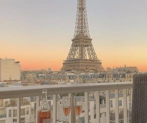 paris, france, and aesthetic image