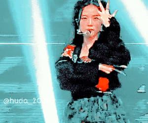 gif, jennie, and jisoo theme image