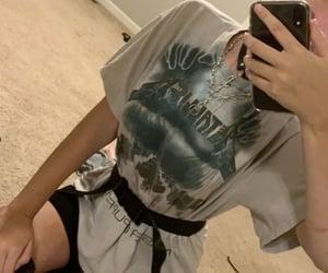 choker, edgy, and fashion image