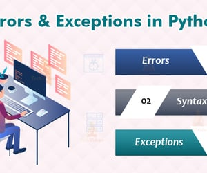 error, python, and technology image