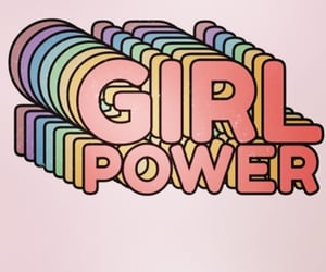 girl power, human rights, and inspiration image