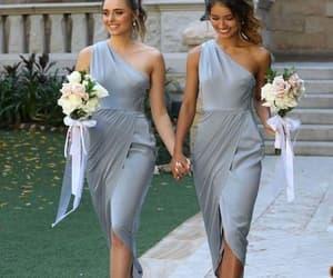 robe de soirée, vestidos de novia, and wedding party dresses image