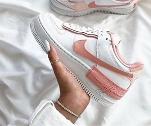 air force 1, nike air force 1, and womens sneakers image