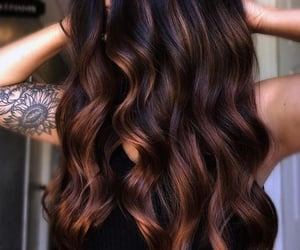 hair extensions, medium hairstyles, and flattering haircut image