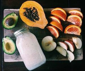 avocado, food, and lifestyle image