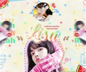 aesthetics, kpop, and lisa image