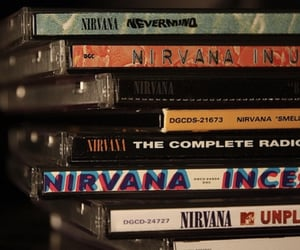 aesthetic, grunge, and music image