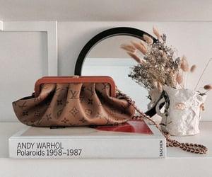 bag, purse, and vogue image