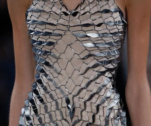 Couture, fashion, and futuristic image