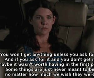 gilmore girls, quotes, and motivation image