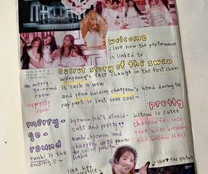 instagram, kpop journal, and kpop journaling image